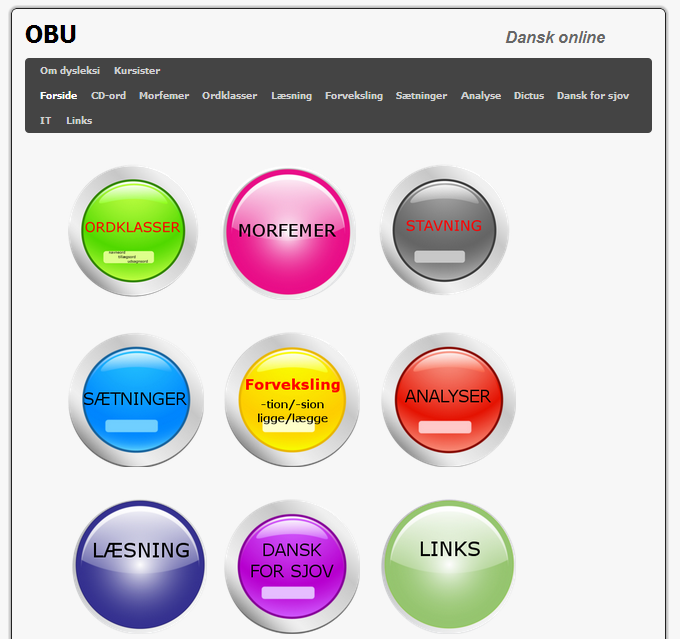 OBU / webside